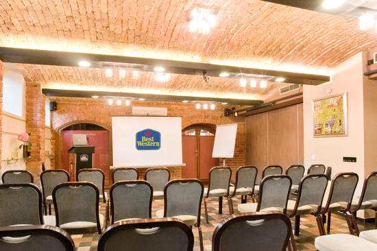 BEST WESTERN Hotel Santaka_Neris conference hall_theatre style