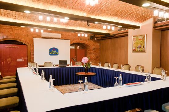 BEST WESTERN Hotel Santaka_Neris meeting hall