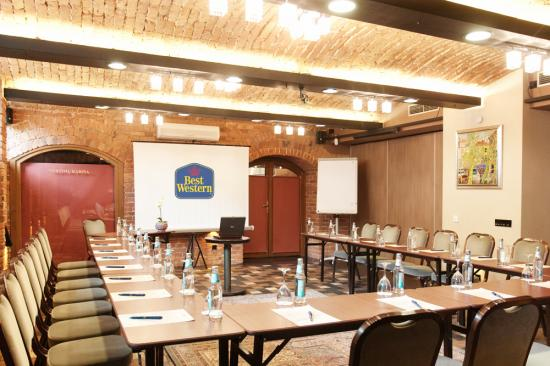 BEST WESTERN Hotel Santaka_Neris meeting room